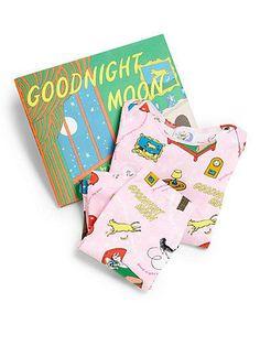 Goodnight moon pajamas!