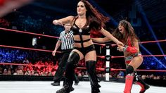 WWE.com: Nikki Bella vs. Layla - Divas Championship Match: photos #WWE
