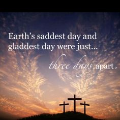 What was thought to be grave destruction became life redeeming resurrection. And this same God who gave His Son Jesus to die for us, patiently waits for us to choose life; choose Christ who made the sacrifice so that we may have eternal life.
