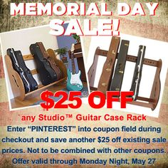 memorial day sale guitar center
