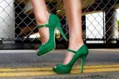 Green! Adorable!!