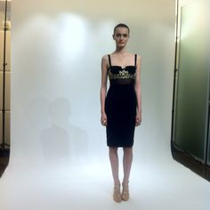Now for Resort: hot little cocktail dress. #bgbadgley