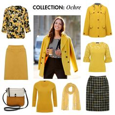 Ochre clothing AW18