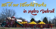 10 Metro Detroit Parks We LOVE!6. Marshbank Park - West Bloomfield.{guest blogger Lisa Rutter from the No Nuts Moms Group of Michigan} The park grounds were renovated in late 2010. As you enter the park, there is a new large play structure. Directly behind the play area, there is an indoor shelter with bathrooms, two water fountains and a community room.See the full article here:http://metrodetroitmommy.blogspot.com/2011/08/marshbank-park-west-bloomfield.html