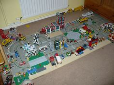 lego city... we have to keep lego city!