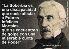 Soberbia histórica.