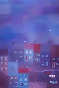 """""""Devon Evening"""" by Squirrell"""