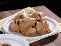 No Fry Apple Pies - a healthy twist on a classic American dessert