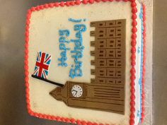big ben cake Places of Interest Cakes Pinterest
