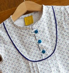The Mara blouse pattern