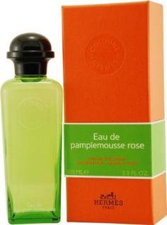 for Joe: eaudDe pamplemousse rose by Hermès
