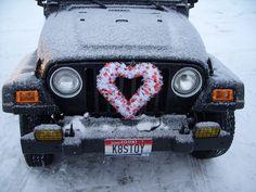 Jeep Valentine