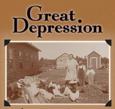 Great Depression Recipes