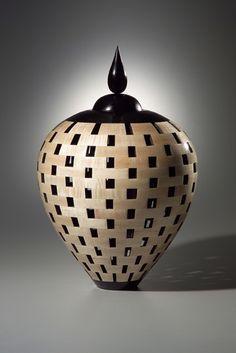 Joel Hunnicutt wooden vessel