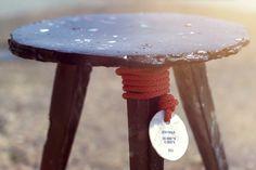 chair, marin junk