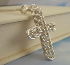 4 DIY Tutorials for Inspiring Chain Maille Jewelry