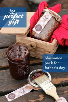 DIY BBQ Pack for Father's Day