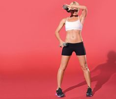 Sculpt A-list arms fast!: Workouts: Self.com : Get buff (not bulky) with this fun workout stars swear by. #SelfMagazine
