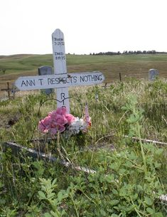 Some Siox, however, are adamantly opposed to development at the site, saying it would be disrespectful since it's a mass grave-site    Read more: http://www.dailymail.co.uk/news/article-2182898/In-shadow-Wounded-Knee-Inside-Pine-Ridge-reservation-South-Dakota.html#ixzz22UgUO9OB