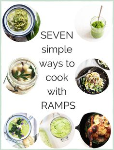 Seven Simple Recipes