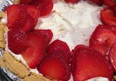 NEWS CENTER Social Media Producer Kacie Yearout's Strawberry Pie strawberri pie, food, strawberry pie
