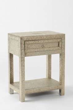 Magical Thinking Pressed Metal Table