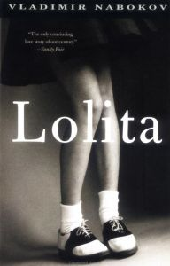 """Lolita, light of my life, fire of my loins. My sin, my soul. Lo-lee-ta: the tip of the tongue taking a trip of three steps down the palate to tap, at three, on the teeth. Lo. Lee. Ta. She was Lo, plain Lo, in the morning, standing four feet ten in one sock. She was Lola in slacks. She was Dolly at school. She was Dolores on the dotted line. But in my arms she was always Lolita."""