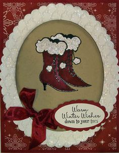 Stampin' Up! Bootiful Occasions