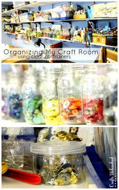 Organizing Craft Sup
