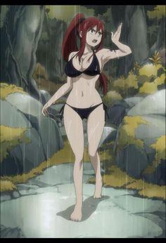 Erza Scarlet - Fairy Tail - anime