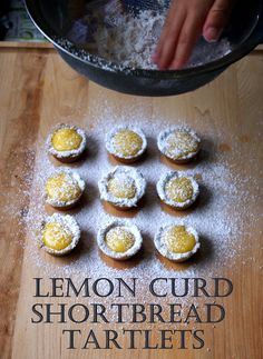 Within the Kitchen: Lemon Curd Shortbread Tartlets 3 oz. (6 Tbs.) unsalted butter, softened   1 cup white sugar  2 large eggs  2 large egg yolks  2/3 cup freshly squeezed lemon juice  1 tsp grated lemon zest