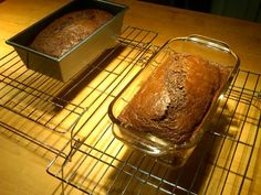 Chocolate Zucchini Bread - freezer friendly and great in the microwave!