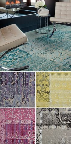 You may remember that I blogged about these absolutely stunning rugs a while back. Well it seems l...