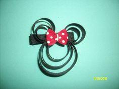 Minnie Hair Bows