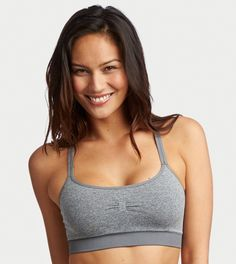 Aerie Seamless Racerback Bra - Made for yoga, workouts & more! #Aerie