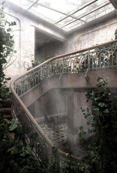 Abandoned ..