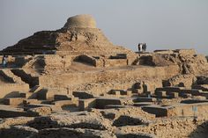 Mohenjo-daro is an archeological site situated in the province of Sindh, Pakistan. Built around 2600 BC, it was one of the largest settlements of the ancient Indus Valley Civilization, and one of the world's earliest major urban settlements, existing at the same time as the civilizations of ancient Egypt, Mesopotamia, and Crete. Significant excavation has since been conducted at the site of the city, which was designated a UNESCO World Heritage Site in 1980
