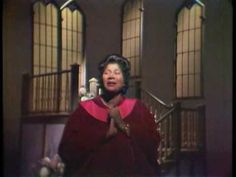 Mahalia Jackson, How Great Thou Art