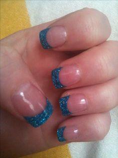 My glitter solar nails solar nail spa tyler tx for 3d nail salon cypress tx