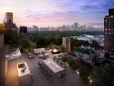 Swing From the Treetops - View From the Top: 21 Fabulous Rooftop Decks on HGTV