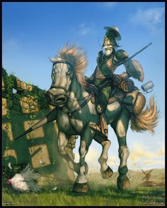 Don Quixote de La Mancha [Randis]