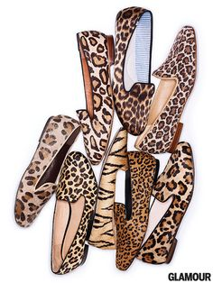 leopard shoes - always fun for fall.