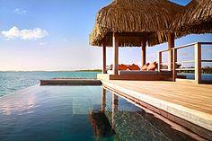 Four Seasons Bora Bora #worldsbesthotels2014