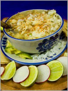 Posole Soup New Mexico Recipe