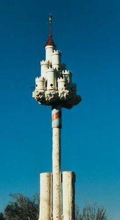 PVC pipe -Copycat Castle | Birds & Blooms