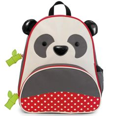 I Love Skip Hop things. :)   Skip Hop Zoo Pack Toddler Backpack Panda. #laylagrayce