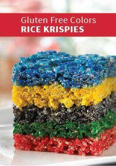 ... Treats on Pinterest | Rice Krispies Treats, Team Usa and Rice Krispies