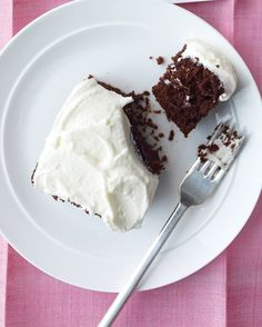 Busy-Day Chocolate Cake Recipe