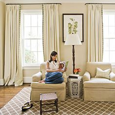Living Room Decorating Ideas: Spruce Up Your Space With Curtains