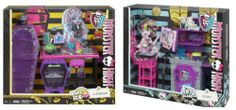 Monster high Home Ick Classroom and Art Studio